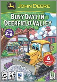 Okładka John Deere: Busy Days in Deerfield (PC)