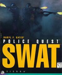 Okładka Daryl F. Gates' Police Quest: SWAT (PC)