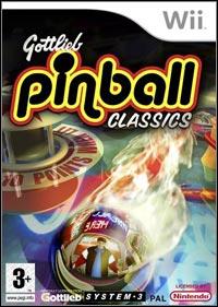 Okładka Gottlieb Pinball Classic (Wii)