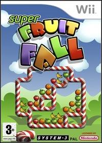 Okładka Super Fruitfall (Wii)