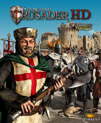 Game Box for Stronghold Crusader HD (PC)