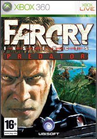 Okładka Far Cry Instincts Predator (X360)