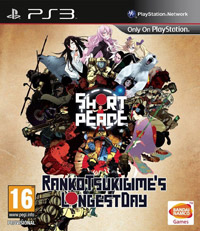 Okładka Short Peace: Ranko Tsukigime's Longest Day (PS3)