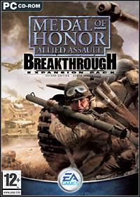 Okładka Medal of Honor: Allied Assault - Breakthrough (PC)