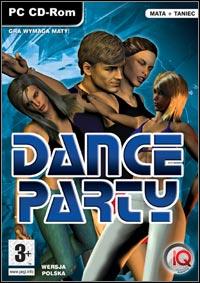 Okładka Dance Party (PC)