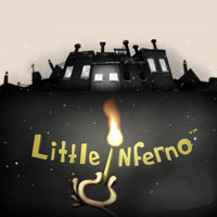 Game Little Inferno (WiiU) cover