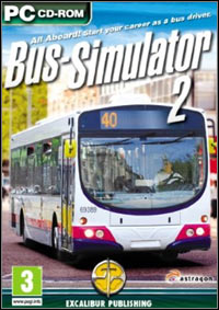 Okładka Bus Simulator 2 (PC)
