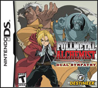 Okładka Fullmetal Alchemist: Dual Sympathy (NDS)