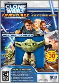 Okładka Clone Wars Adventures (PC)