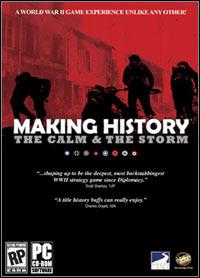 Okładka Making History: The Calm and the Storm (PC)