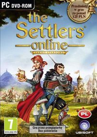 Game Box for The Settlers Online (WWW)