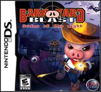 Game Box for Barnyard Blast (NDS)