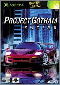 Okładka Project Gotham Racing (XBOX)