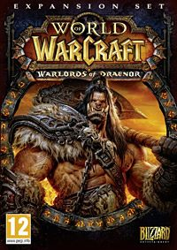 Okładka World of Warcraft: Warlords of Draenor (PC)