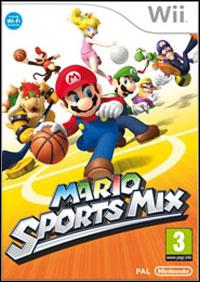 Okładka Mario Sports Mix (Wii)
