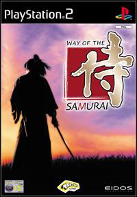 Okładka Way of the Samurai (PS2)