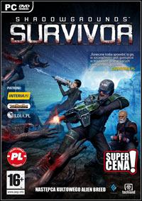 Okładka Shadowgrounds Survivor (PC)