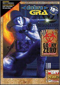 Okładka Gorky Zero: Fabryka Niewolnikow (PC)