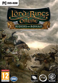 Okładka The Lord of The Rings Online: Riders of Rohan (PC)