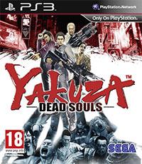 Okładka Yakuza: Dead Souls (PS3)