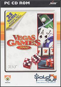 Okładka Vegas Games 2000 (PC)