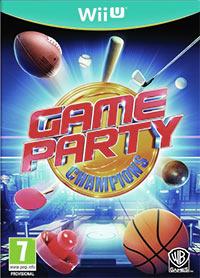 Okładka Game Party Champions (WiiU)
