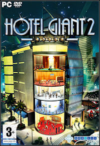 Game Box for Hotel Giant 2 (PC)