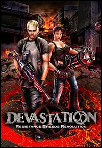 Okładka Devastation (PC)