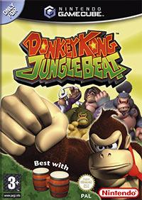 Okładka Donkey Kong Jungle Beat (GCN)