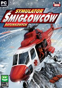 Okładka Helicopter Simulator: Search & Rescue (PC)