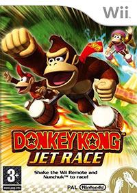 Okładka Donkey Kong: Barrel Blast (Wii)