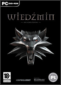 Okładka The Witcher (PC)