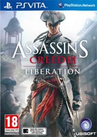 Okładka Assassin's Creed III: Liberation (PSV)