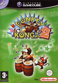 Okładka Donkey Konga 2: Hit Song Parade (GCN)