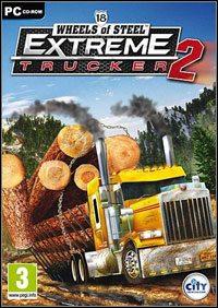 Game Box for 18 Wheels of Steel: Extreme Trucker 2 (PC)