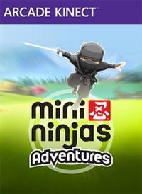 Okładka Mini Ninjas Adventures (X360)