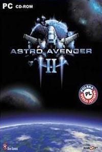Okładka Astro Avenger II (PC)