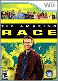 Okładka The Amazing Race (Wii)