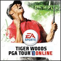 Okładka Tiger Woods PGA Tour Online (PC)