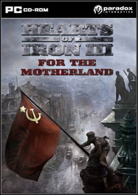 Okładka Hearts of Iron III: For the Motherland (PC)