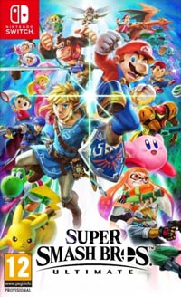 Game Box for Super Smash Bros. Ultimate (Switch)