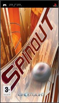 Okładka Spinout (PSP)