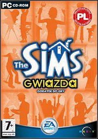 Okładka The Sims: Superstar (PC)