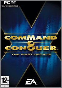Okładka Command & Conquer: The First Decade (PC)