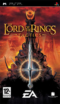 Game Box for The Lord of the Rings: Tactics (PSP)