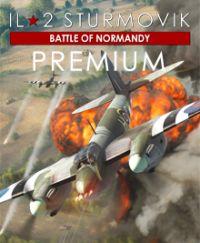 Okładka IL-2 Sturmovik: Battle of Normandy (PC)
