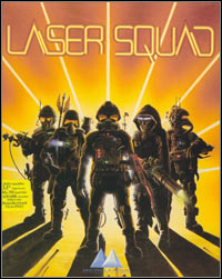 Game Box for Laser Squad (PC)