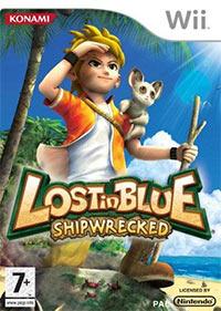 Okładka Lost in Blue: Shipwrecked! (Wii)