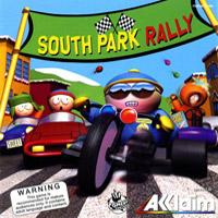 Okładka South Park Rally (PC)