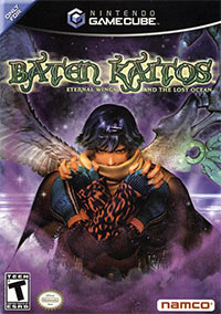 Game Box for Baten Kaitos: Eternal Wings and the Lost Ocean (GCN)